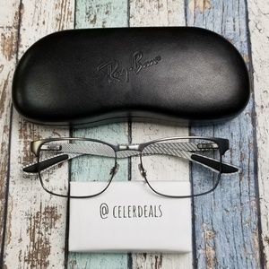 Carbon RB8416 2620 Ray Ban Men's Eyeglasses/VIP520